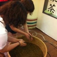 Photo taken at 大山茶藝教室 by Mayumi A. on 10/17/2012