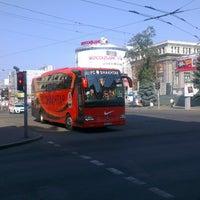 Снимок сделан в Grand Hotel Ukraine пользователем Михаил Г. 8/24/2013