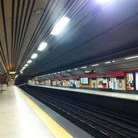 Photo taken at Metro Picoas [AM] by Orlando Santos A. on 5/2/2013