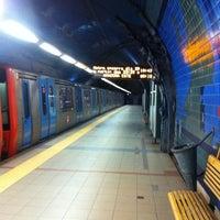Photo taken at Metro Parque [AZ] by Orlando Santos A. on 5/29/2013