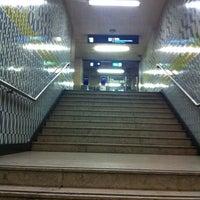 Photo taken at Metro Picoas [AM] by Orlando Santos A. on 12/7/2012
