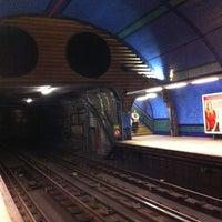 Photo taken at Metro Parque [AZ] by Orlando Santos A. on 12/3/2012