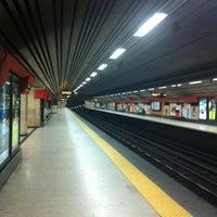 Photo taken at Metro Picoas [AM] by Orlando Santos A. on 11/27/2012