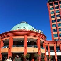 Photo taken at Centro Comercial Colombo by Orlando Santos A. on 11/18/2012