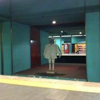 Photo taken at Metro Marquês de Pombal [AM,AZ] by Orlando Santos A. on 11/8/2012