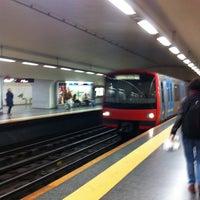 Photo taken at Metro São Sebastião [AZ,VM] by Orlando Santos A. on 4/30/2013