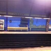 Photo taken at Metro Parque [AZ] by Orlando Santos A. on 1/24/2013