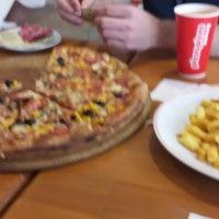 Photo taken at Pizza Pizza by Serhat ÖZÖLMEZOĞLU on 4/11/2015