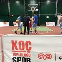 Photo prise au Koç Topluluğu Spor Kulübü par M.Candemir T. le5/5/2018