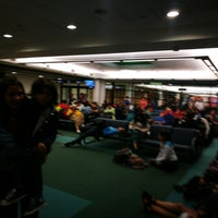Photo taken at LATAM Priority Check-in by Jorge L. on 1/27/2018
