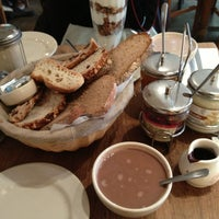 Photo taken at Le Pain Quotidien by Ines on 3/3/2013