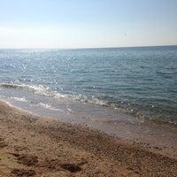 Photo taken at Звездный берег by Maria P. on 10/8/2013