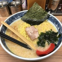 Photo taken at らーめん 正直もん by めぐけん on 2/11/2018