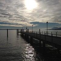 Photo taken at Port de St-Blaise by Jorge F. on 11/7/2012