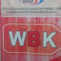 Photo taken at BPKP Perwakilan Provinsi Sumatera Barat by Revelino A. on 7/25/2014