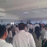 Photo taken at BPKP Perwakilan Provinsi Sumatera Barat by Revelino A. on 1/23/2014
