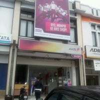 Photo taken at Axis Shop by Subur V. on 10/19/2012