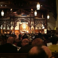 Photo taken at Christ Church Cathedral by Madelyn W. on 4/11/2013