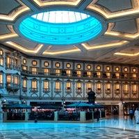 Photo taken at Villaggio Mall by Nasser M. on 5/23/2013