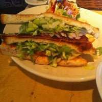 Photo taken at The Cheesecake Factory by Heidi S. on 10/12/2012
