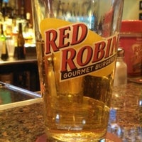 Photo taken at Red Robin Gourmet Burgers by Dave S. on 11/20/2012