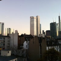 Photo taken at Le Méridien Parkhotel Frankfurt by Manfred E. on 11/12/2013