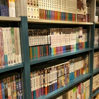 Photo taken at Books Kinokuniya by Jennifer C. on 7/3/2017