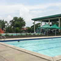Photo taken at poolside dagupan city by Manny E. on 5/11/2013