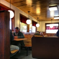 Photo taken at Longway's Diner by Dan R. on 11/7/2012