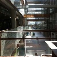 Photo taken at UTS Building 10 by Brian D. on 2/13/2013