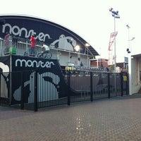 Photo Taken At Monster Skatepark By Brian D On 11 4 2012