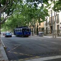 Photo taken at Tramvia Blau by Yury B. on 5/18/2013