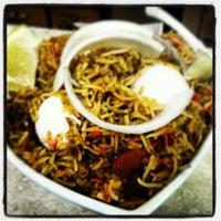 Photo taken at Chennai Grill by Mangalan W. on 5/1/2013