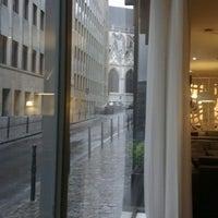 Photo prise au Sandton Hotel Brussels Centre par Ponch le4/27/2013