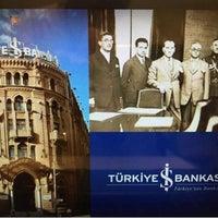 Photo taken at Türkiye İş Bankası by Sevda A. on 8/26/2016