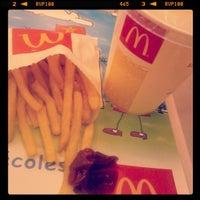 Photo taken at McDonalds by Ayoub H. on 7/19/2013