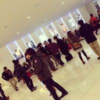 Photo taken at Shinjuku Piccadilly by Yuka I. on 12/9/2012