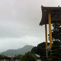 Photo taken at Stanley Kwun Yum Temple by Ethan Michael P. on 7/26/2013