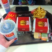 Снимок сделан в McDonald's пользователем Lana N. 1/7/2013