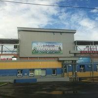 Photo taken at стадион Юбилейный by Мария А. on 8/15/2013