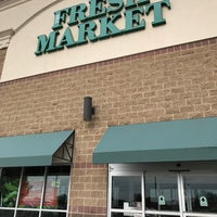 Photo taken at The Fresh Market by Cameron D. on 8/16/2017