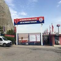 5/3/2018 tarihinde Hakkı Ali Ç.ziyaretçi tarafından Altınordu FK Tesisleri'de çekilen fotoğraf