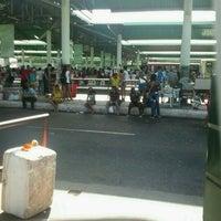 Photo taken at Terminal de Integração Cohab/Cohatrac by Joilson S. on 11/18/2012