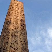 10/14/2012 tarihinde mike p.ziyaretçi tarafından The Obelisk (Cleopatra's Needle)'de çekilen fotoğraf