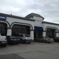 Photo taken at Fenton Hyundai by Celia P. on 10/13/2012