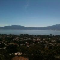 Photo taken at Ajijic by Santiago H. on 12/16/2012