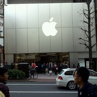 Photo taken at Apple Store by To M. on 1/2/2013
