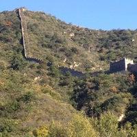 Photo taken at 香巴拉宫 Shambhala at the Great Wall (Red Capital Ranch) by Ronald P. on 10/18/2012