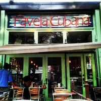 Photo taken at Favela Cubana by Monica W. on 6/26/2013