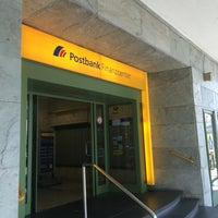 Photo taken at Postbank by Martin H. on 7/7/2016